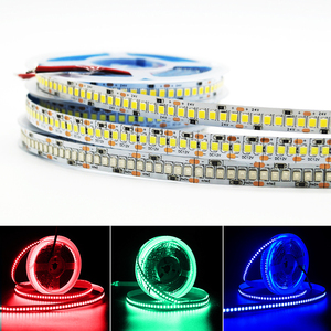 2835 SMD 1200 LED Strip tape DC12V ip20 Non waterproof led Flexible Light 240 leds/m, White Warm White Red 5m/roll