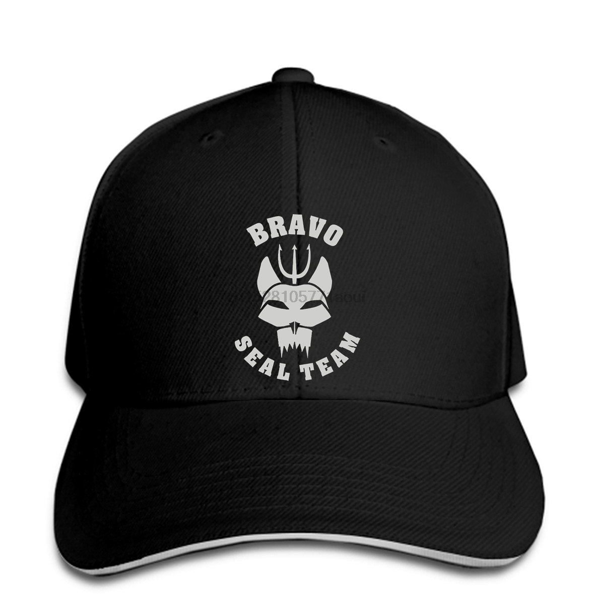Baseball cap New Bravo SEAL TEAM Navy Tv Series Black Baseball caps