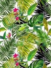 Schälen Und Stick Tropical Palm Kontaktieren Papier Tapeten Für Wände Wohnzimmer Schlafzimmer Self Adhesive Wallpaper Für Home Decortion