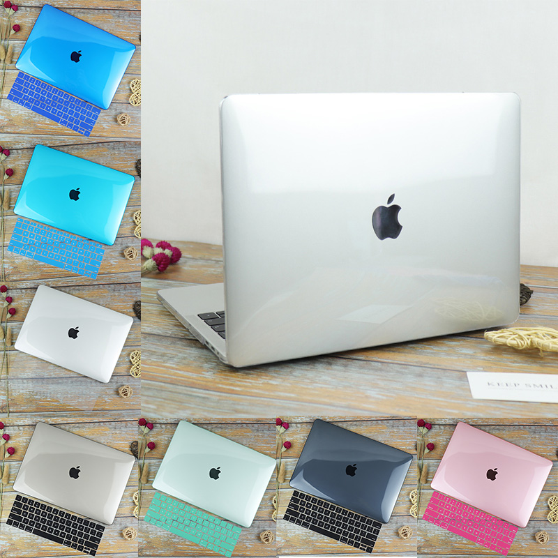 Кристально чистый чехол для macbook New Pro 13 2020 A225 A2289 A2179 Retina air Pro 13,3 15 16 Touch bar 2019 A2179 A2159