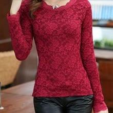 Woman T-shirt Hot Sale Full Solid T-shir