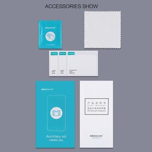 Image 5 - 2.5D arc cuvred For Xiaomi Redmi Note 8T Note8T Tempered glass Nillkin CP+ Pro Full screen protector Protective film Sticker