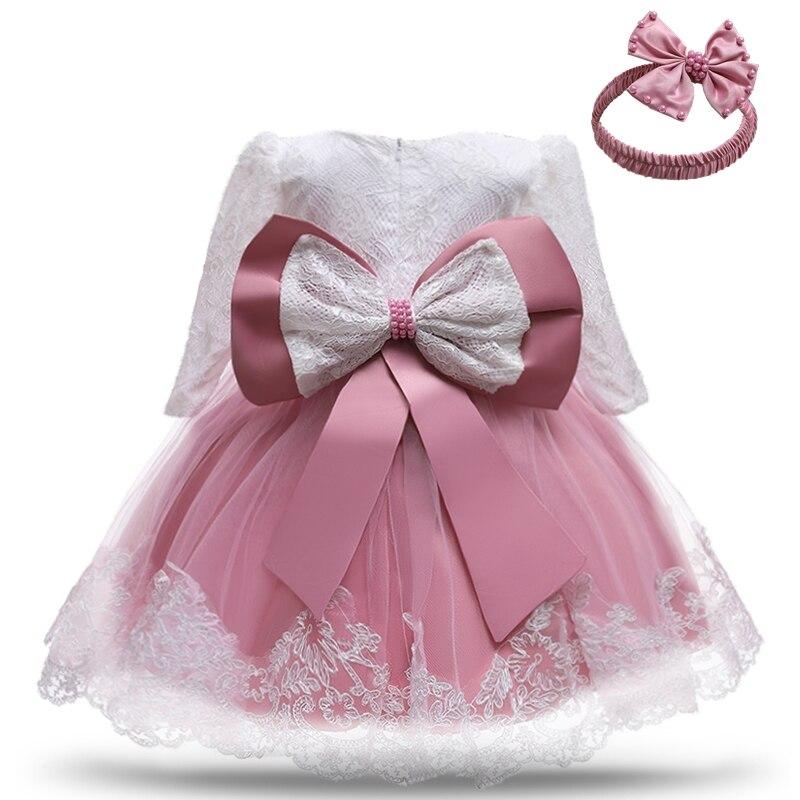 Bébé robe d'anniversaire pour filles noël nouvel an déguisement bébé fille baptême 1 2 ans fête d'anniversaire robe Vestido tenues enfant en bas âge