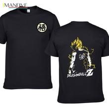 Dragon Ball son goku TShirt Men Summer casual t-shirt Cotton multi color Z Beerus T-Shirts Japanese Cartoon Anime men cloth