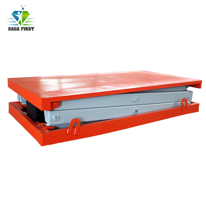 China Supplier 2000lb To 5000lb Heavy Cargo Lift Tables With CE Quality