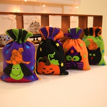 Halloween Witches Candy Bag Funny Halloween Gift Bags