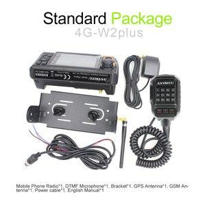 Image 5 - Anysecu 4G Android di Rete Ricetrasmettitore GPS Walkie Talkie 4G W2 Più POC mobile Radio Anysecu N60 Plus. Android Wifi Auto radio