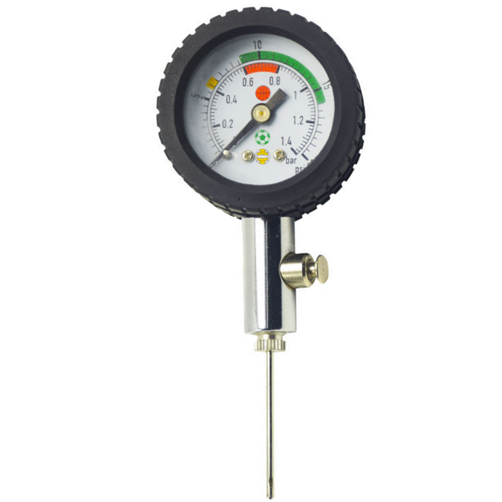 Air Watch Referee Use Portable Pressure Gauge Professional Pointer Type Barometer High Accuracy Stainless Steel