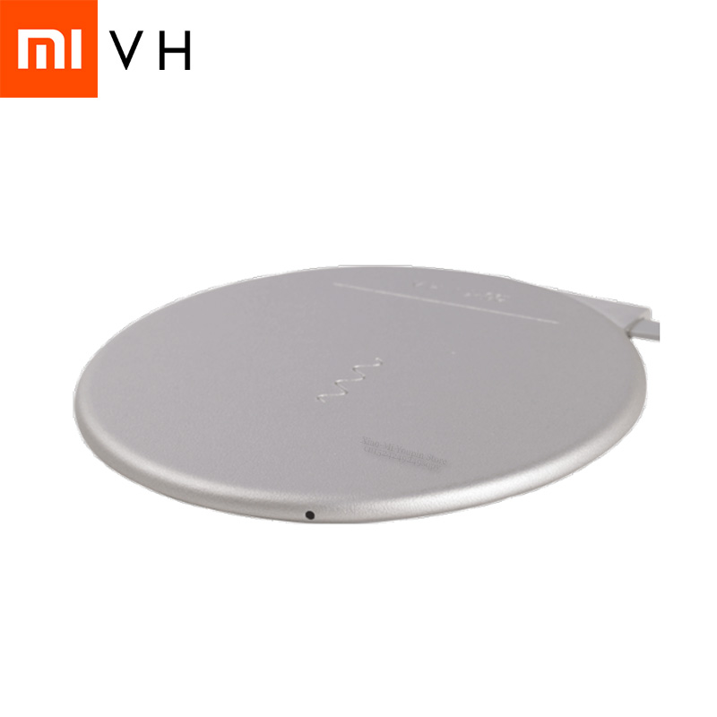 Xiaomi Charger-Pad iPhone X Vh Wireless 5W Samsung Fast for 8 Qc-3.0 Qi-Standard 9V/1.67A