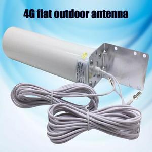 4G LTE ТВ антенна 3G 4G внешняя антенна наружная антенна с 5 м двойной слайдер CRC9/TS9/SMA разъем для маршрутизатора модема