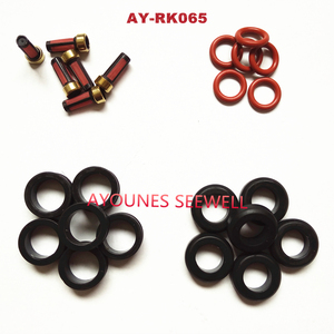 Image 3 - Groothandel 6 Sets Brandstof Injector Reparatie Kits Fit Mitsubishi MD319790 MD319791 MD319815 MD352587 CDH210 AY RK065