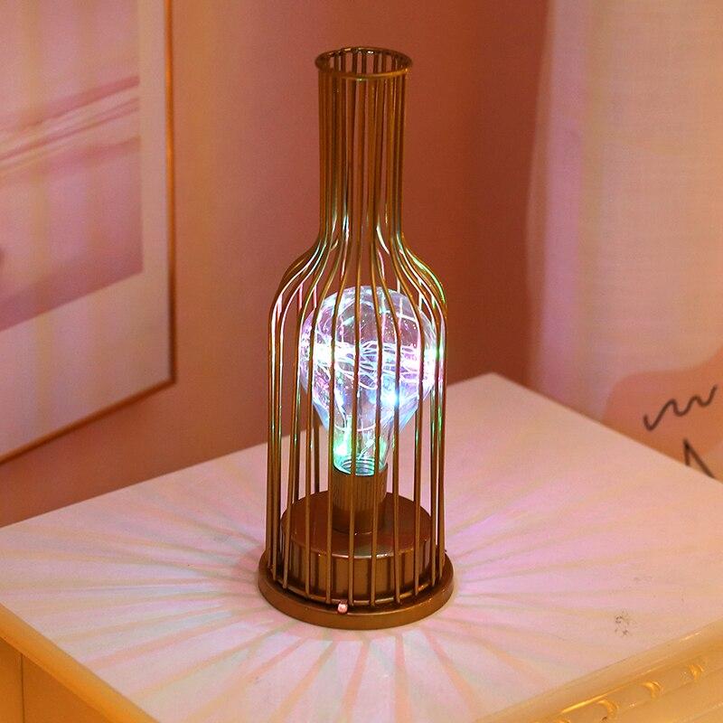 As Lâmpadas LED Da Bateria luz da