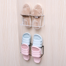 Double-Layer Shoes Rack Wall…