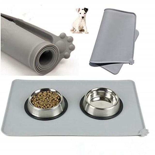 Waterproof Mat For Dogs & Cats - Perfect For Large Messy Pups (っ^▿^)ʕ•́ᴥ•̀ʔっ 1