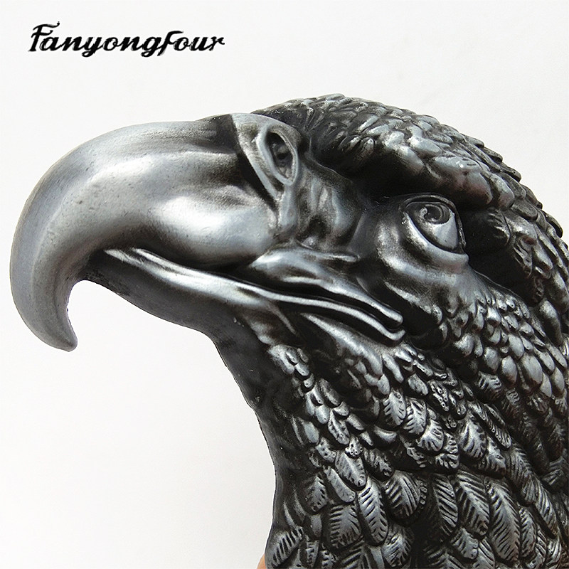 Eagle Silicone Mold Fondant Cake Mould Chocolate Resin Candle Plaster Mould Free Shipping|Cake Molds|   - AliExpress