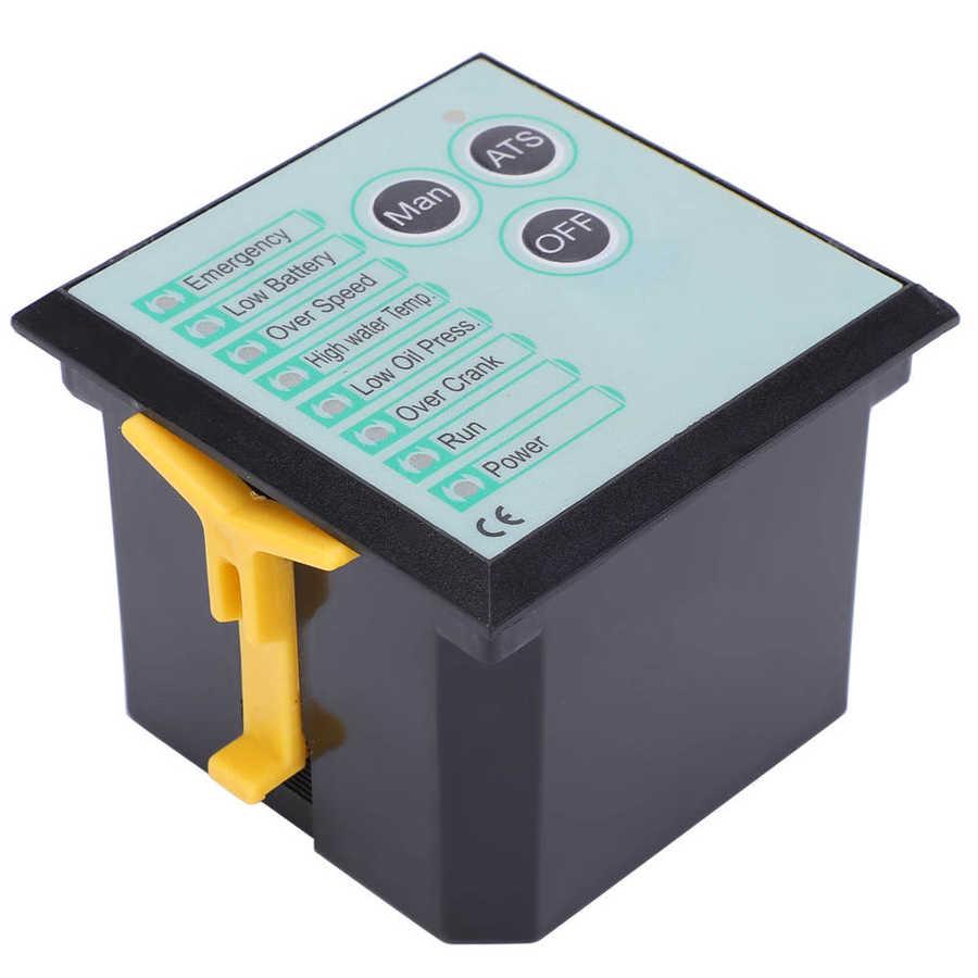 Gerador diesel conjunto controlador de controle remoto