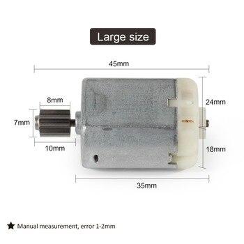 AZGIANT High Quality 4 Door Universal Door Lock DC Motor for AUDI V W A6 A4 A3 A5 A6 Q3 Q5 Q7 R8 TT TTS intake manifold flap actuator motor for golf audi a4 a5 a6 q5 tt 2 0 03l129086 03l 129 086 03l129086 40172313ac