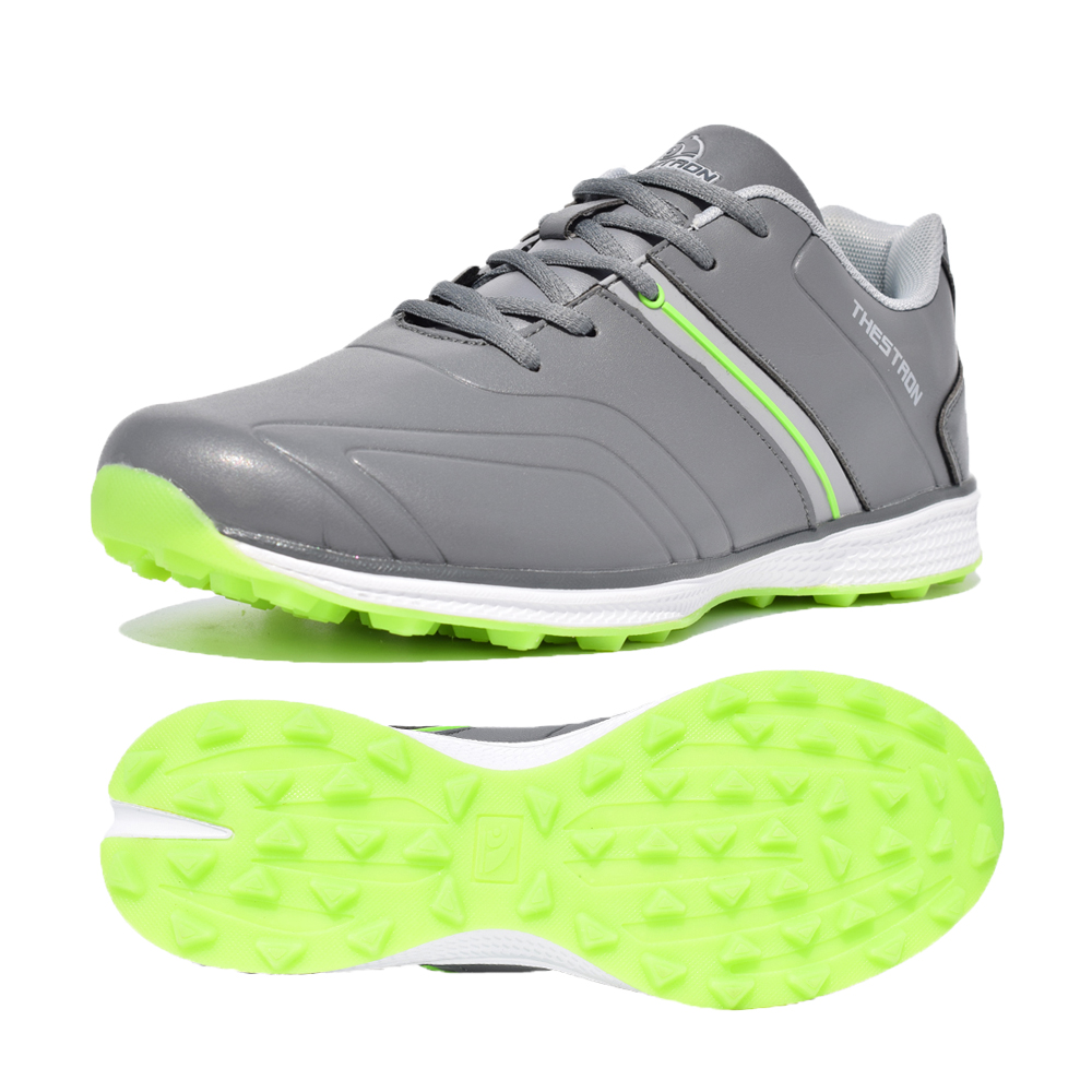 Professional Men Golf Shoes Waterproof Gold Training Sneakers For Men Lightweight Comfortable Golf Trainers Brand Sneakers