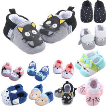 Newest Arrival 3-11M Cute Newborn Toddler Baby Shoes Boys Gi