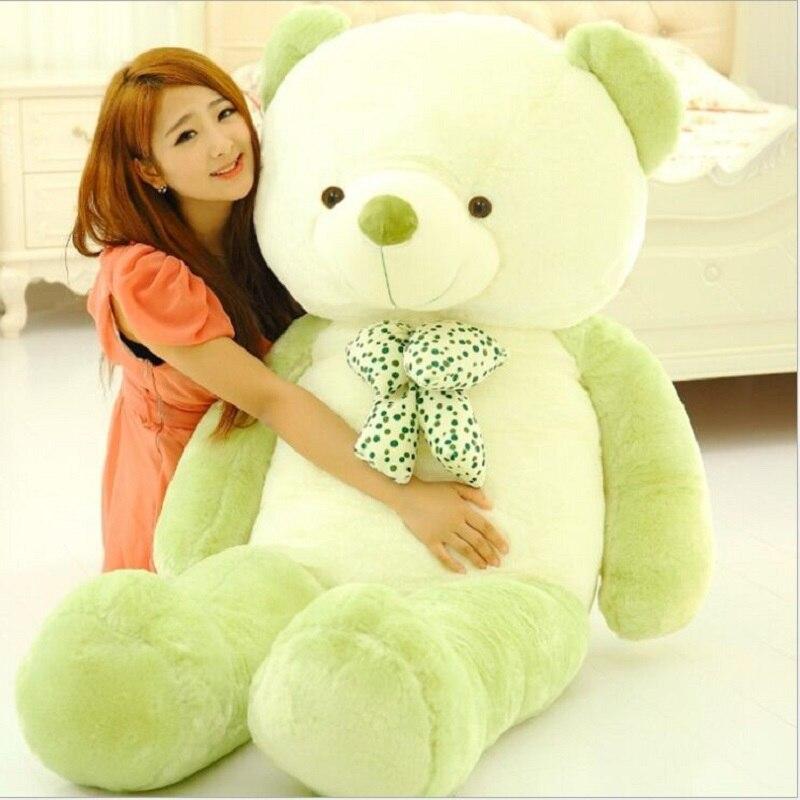 1.6 M super grande taille jouets en peluche ours en peluche poupée maumet très grand cadeau d'anniversaire pour fille amie