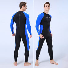 Full Body Diving Suit Men Women Scuba Diving Wetsuit Swimming Surfing UV Protection Snorkeling Spearfishing Wet Suit Sun Protec(China)