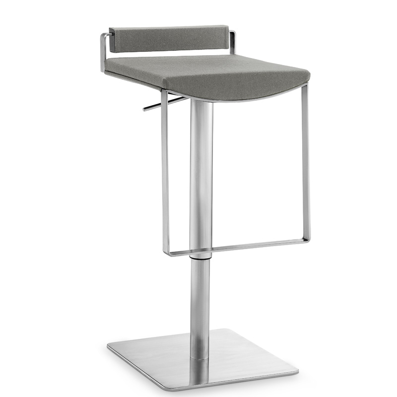 Nordic Bar Chair Lift   High Stool   Modern Simple   Light Luxury