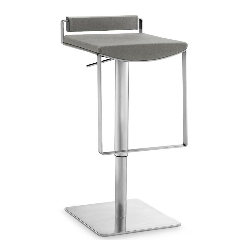 Nordic Bar Chair Lift   High Stool   Modern Simple   Light Luxury
