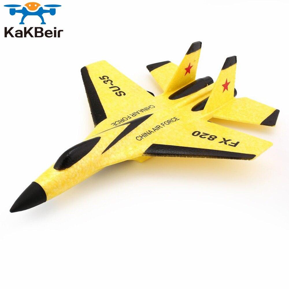Drone RC jouets d'extérieur pour enfants, 2.4G, lancement de la main, modèle à aile fixe en mousse, avion éducatif, télécommande, cadeaux pour enfants 1