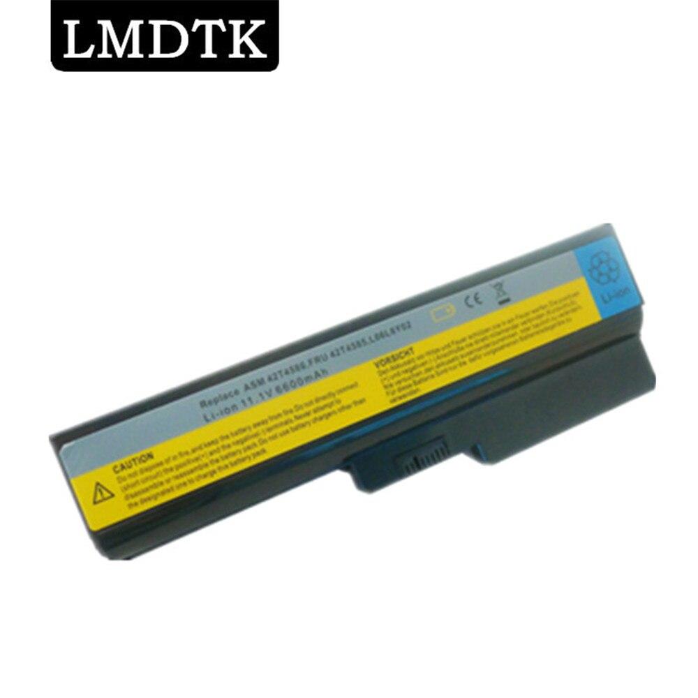 LMDTK Новый аккумулятор для ноутбука LENOVO G430 G450 G455A G530 G550 L08O6C02 L08S6C02 LO806D01 L08L6C02 L08L6Y02 L08N6Y02