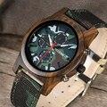 Reloj hombre Militär Uhr Männer Chronograph Armbanduhr Luxus Marke Präsentieren Weihnachten Geschenk in Box Datum Woche Display dropshipping