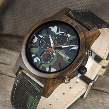 reloj hombre Military Watch Men Chronograph Wristwatch Luxury Brand Present Chri