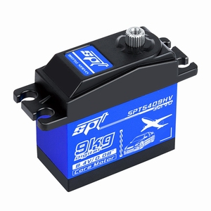 SPT SPT5409HV 9kg 0.08s high speed digital servo 8.4v high voltage rc car HV servo for flat running drift car fixed wing drone