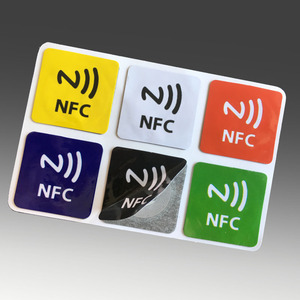 Image 5 - Ntag215 Sticker with color printing NTAG215 Label NFC Sticker NTAG215 Tag For Tagmo