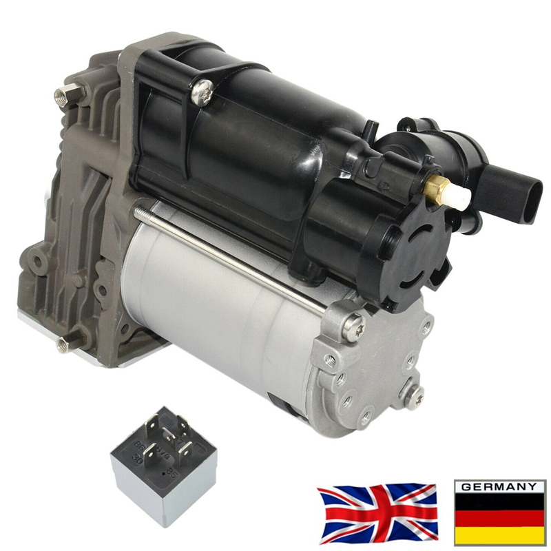 AP02 Air Suspension Compressor Pump W/ Relay For Mercedes Viano Vito W639 V639 A6393200404,A 639 320 04 04,6393200404,6393200204