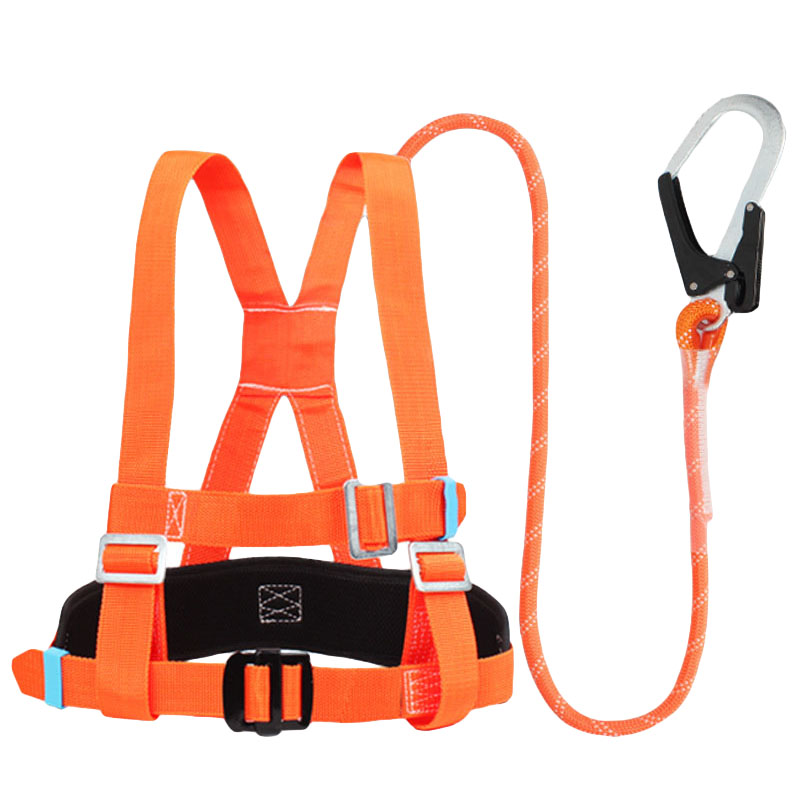 High-Altitude-Safety-Belt Prevention-Equipment Safety-Harness Roap-Fall Outdoor Construction