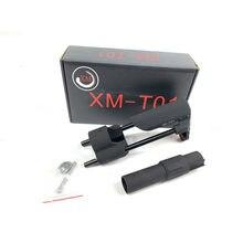 Pdw XM-T01 náilon tático brinquedo arma estoque gel blaster atualização estoque estendido atualização parte acessórios de substituição