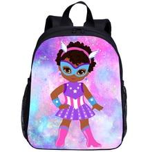 219 Children bag Cartoon Superhero Batman School Ba
