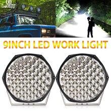 цена на CO LIGHT 16D Led Work Light 12V 520W 9 inch Led Work Lamp 24V High Power Offroad Car 4x4 Led Light Bar for Trucks Tractors Boat