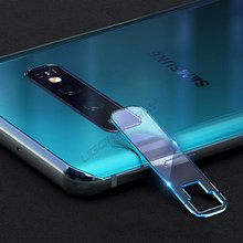 For Samsung Galaxy S10 S10e S9 Plus Note 10 8 9 Back Camera Lens Full Cover Tempered Glass Screen Protector For A30 A40 A50 A70(China)