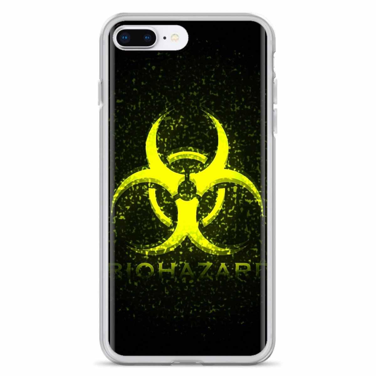 Sci Fi Biohazard 로고 삼성 갤럭시 A3 A5 A7 A9 A8 스타 라이트 A6 플러스 2018 2015 2016 2017 포스터 실리콘 전화 케이스