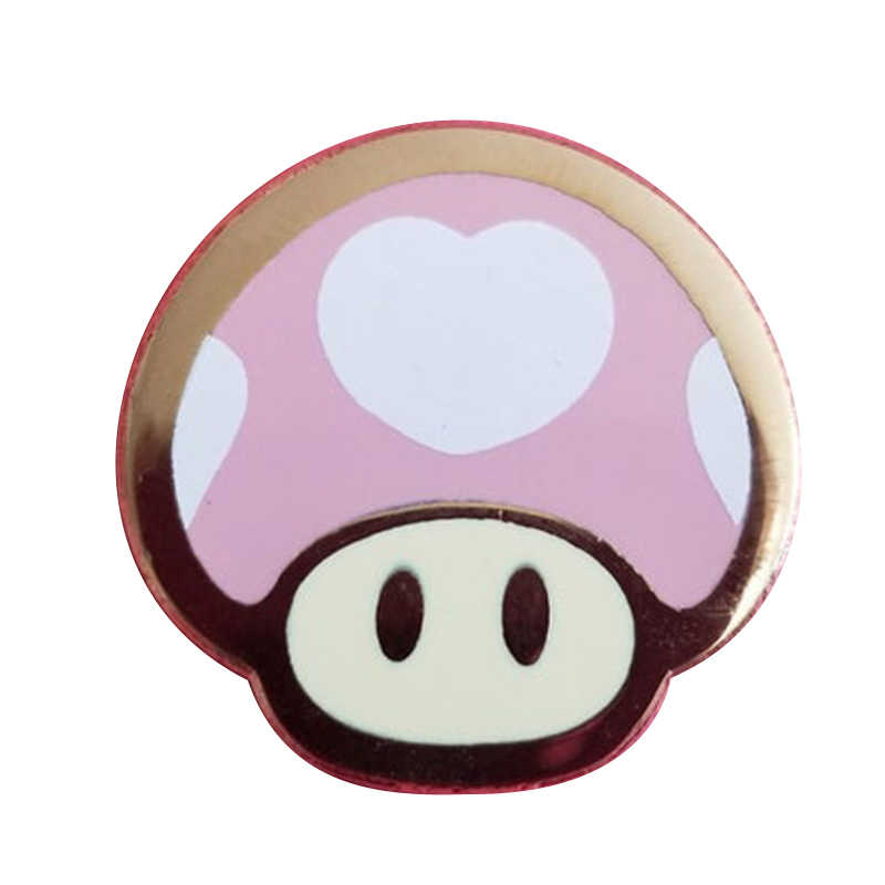 Super Mario Heartshroom esmalte Pin
