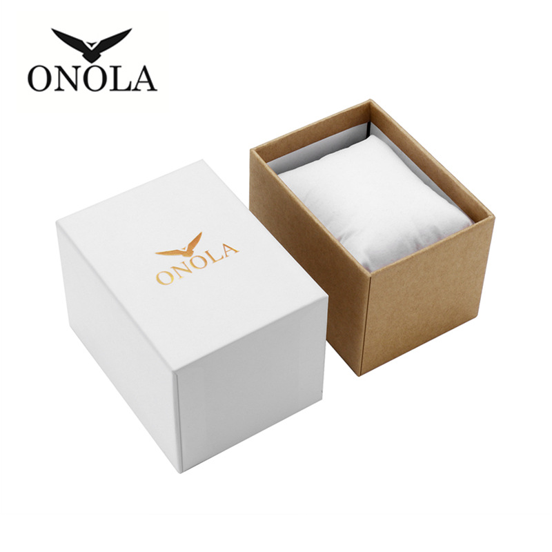 ONOLA Brand Watches Box Gift Watch Boxes (Box Do Not Sell Individually,it Is Selling Together With Watches)
