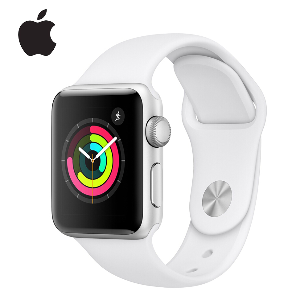 Apple Watch 3 Series 3 Smartwatch 38mm 42mm Smart Wearable Devices Sport Band GPS / Cellular Fitness Heart Rate Sports Tracker