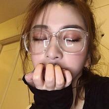 1-1,5-2-2,5-3-3,5-4-4,5-5,0-5,5-6,0 прозрачные очки для близорукости женские мужские Оптические очки прозрачная оправа