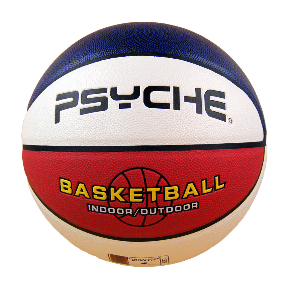 Factory Goods Tournament For Basketball Psyche Psyche 7 PU Basketball