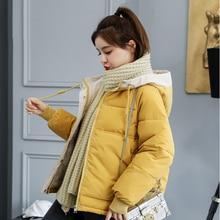 Зимнее женское пальто 2020 модная зимняя куртка Женская парка
