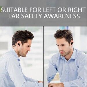Image 3 - Mini kablosuz Bluetooth kulaklık spor Mic ile Handsfree kulaklık kulak tomurcukları telefonu 11 Samsung için Huawei için android