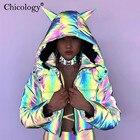 Chicology devil hood...