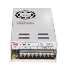 MW 24V DC 36V 48V 60V 400w potencia de conmutación regulada AC 220V/110V 400W