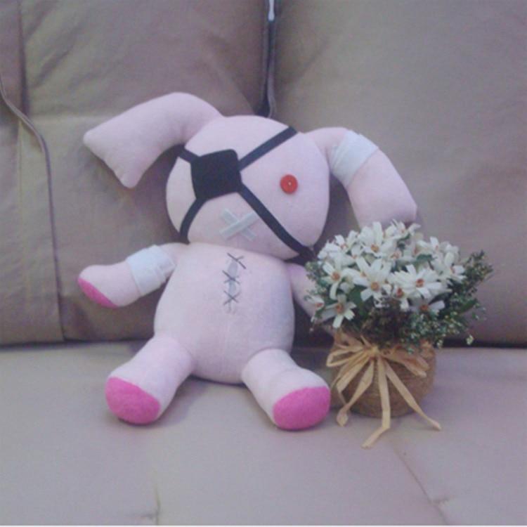 Shuuen No Shiori Plush Toy Anime Aya Figure Toy Rabbit Doll Cosplay 35cm Soft Pillow
